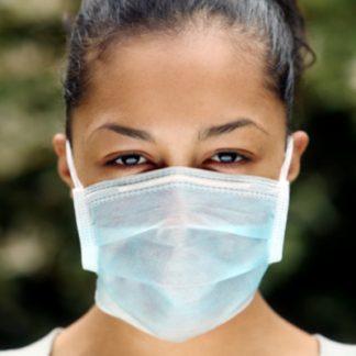 Face Masks-Disposable-Dentists-Nail technicians-Box-50 Pieces